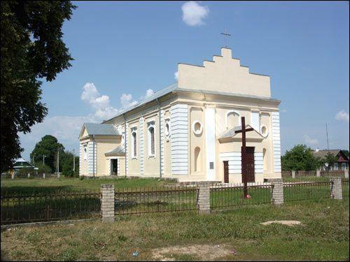 костел Святой Марии в д.Липск