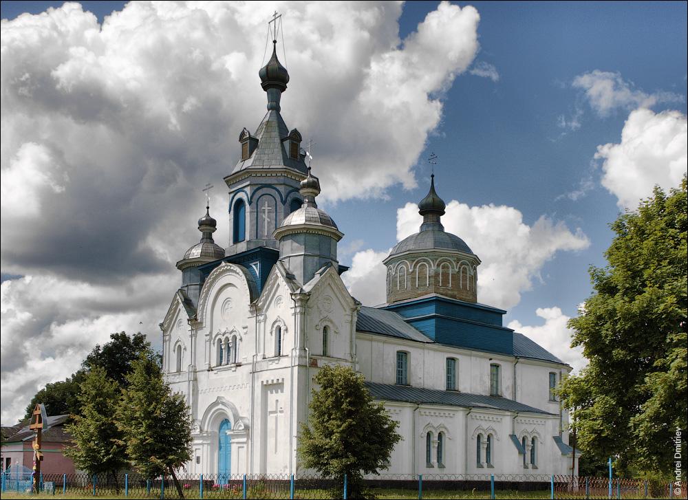 Храм Покрова Пресвятой Богородицы – д. Кривошин