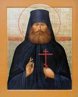 Икона Серафима Жировицкого
