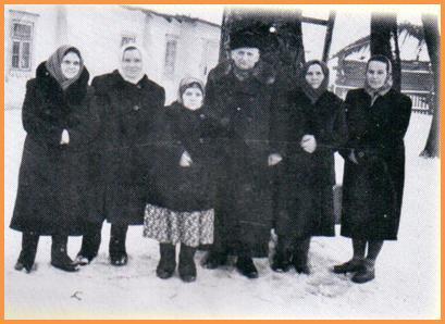 Станислав Шаплевич среди прихожан